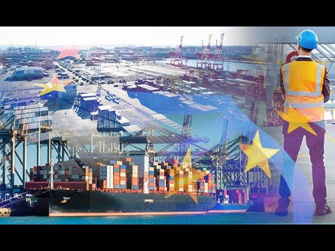 Europe prepares for HARD Brexit: Rotterdam port readies as it 'doesn't have time' to wait