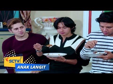 Anak Langit: Bahagianya Trio Kadal Makan Sahur di Rumah Panti   Episode 694 & 695