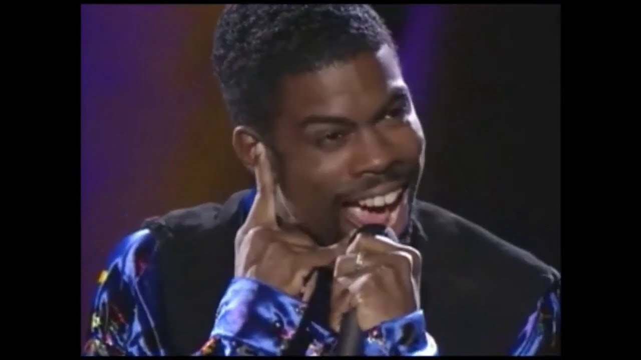 Chris Rock - Big Ass Jokes (Legendado)