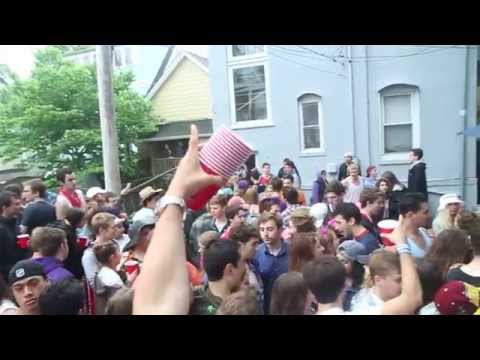 "Northwestern University - ""Dillo Day"" 2015"