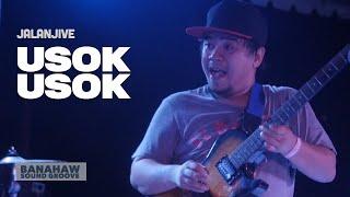 """Jalanjive - """"Usok Usok"""" by Noel Cabangon/Buklod (Live w/ Lyrics) - Banahaw Sound Groove"""