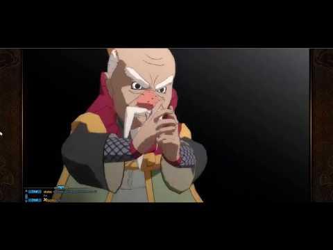 Naruto Online 4.0 NY Space German Finals Energy  Vs Daijingo
