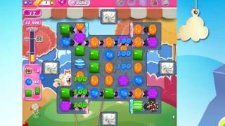 Candy Crush Level 1696  No Boosters  3 Stars
