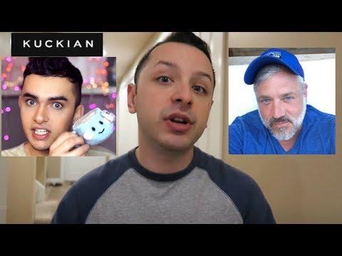 John Kuckian Slanders Peter Monn + James Charles Speaks Out!