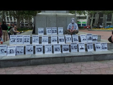Protest i narodna skupština održani 9.maja 2014 u Beogradu - I deo