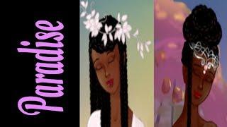 Paradise - Azalea's Dolls Goddess Scene Maker