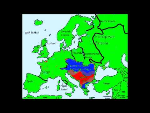 AFOE Episode 5: SPQR and European Russia border