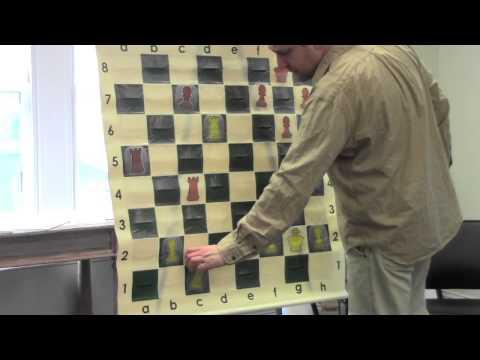 Chess for Beginners with GM Ronen Har-Zvi (Intermediate Moves) - 2013.09.01
