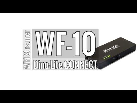 Dino-Lite WF-10 CONNECT - WiFi Streamer