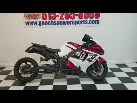 Just Arrived At Gooch's Power Sports Nashville Tn Used Motorcycles 2008 Suzuki Hayabusa