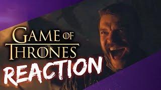 Game of thrones reaction video | euron attacks yara