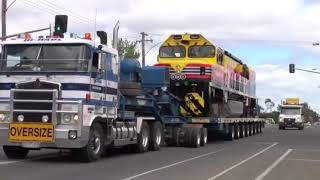 The Biggest Carriers And Trucks In The World! Over...