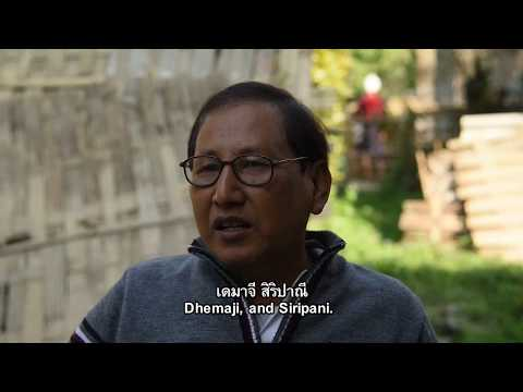 Spirit of Asia : Once upon a Time in the Home of Tai