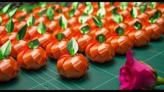 Repeat youtube video วิธีพับเหรียญโปรยทาน ส้ม by ลูกน้ำ