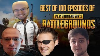 Best of 100 Episodes of Team Unity playing PUBG