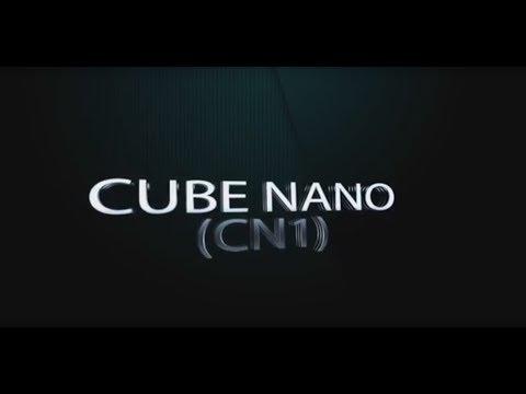 Cube Nano Enceinte portable Bluetooth CN1 cyan I DANCE vidéo