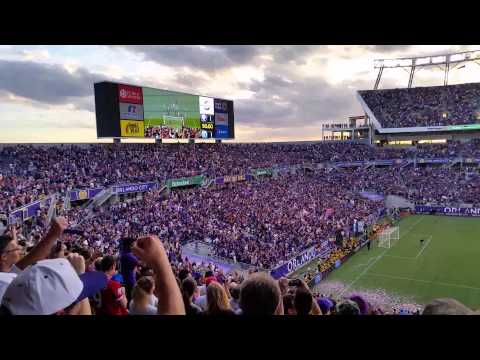 Kaka scores for Orlando City in extra time to save the day!