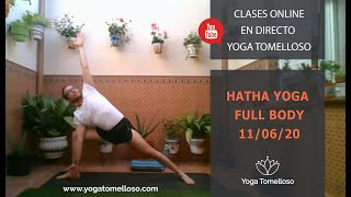 HATHA YOGA  II FULL BODY