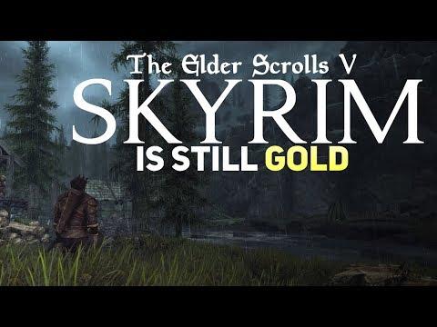 The Elder Scrolls V: Skyrim is Still Gold