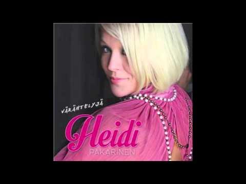 Heidi Pakarinen - Värähtelyjä - YouTube