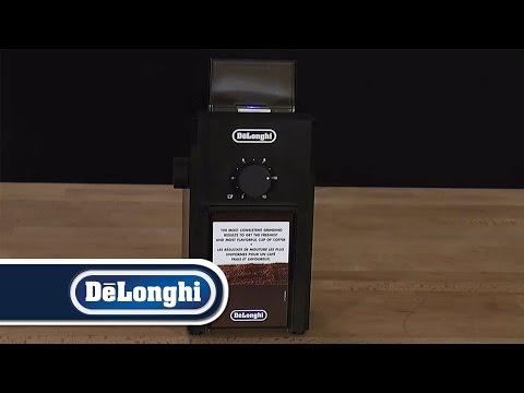 de-longhi-how-to-grind-espresso-coffee-kg79-burr-grinder