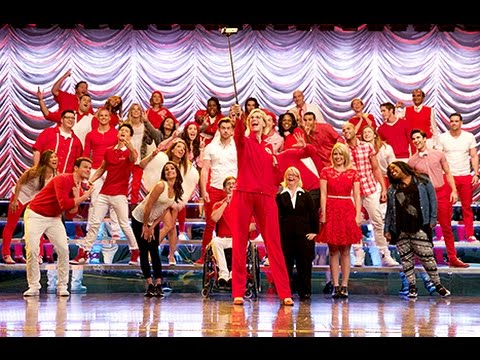 Glee Pays Tribute to Cory Monteith in Tearful Series Finale