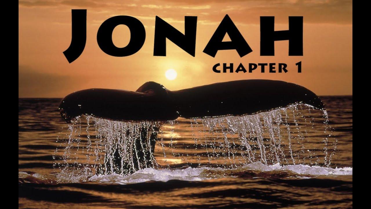 Jonah Chapter 1 Bible Study  Youtube