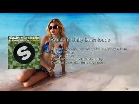 Showtek - Booyah (feat. We Are Loud & Sonny Wilson) [DESCARGA/DOWNLOAD]