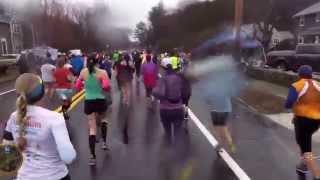 Boston Marathon 2015 My First One