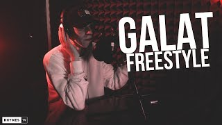 GALAT — FREESTYLE на радио RhymesFM