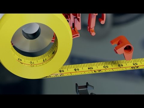 Inside The Humble Tape Measure