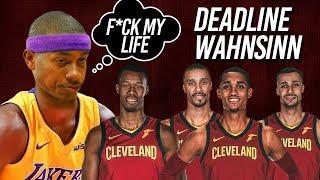 Meine Meinung zur NBA-Trade-Deadline!