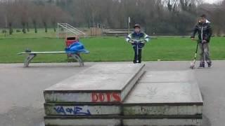 Steppen in Vlissingen 7
