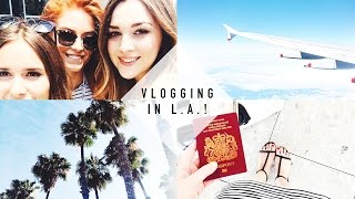 Vlogging in L.A.! | I Covet Thee