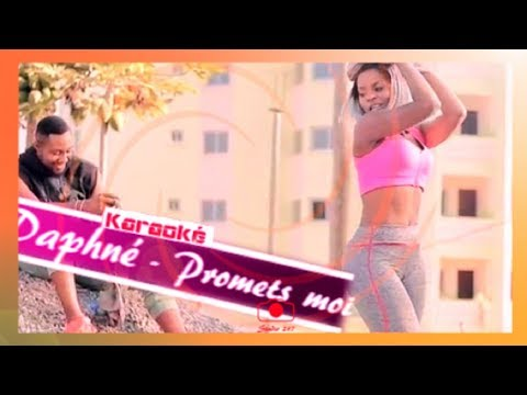 Daphne - Promets moi [ Karaoke - Paroles - Lyrics ]