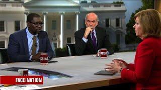 Analysis: Trump in Asia, Russia probe, Democratic divisions