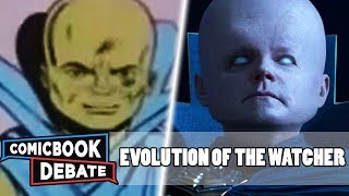 Evolution of The Watcher in All Media in 7 Minutes (2018)
