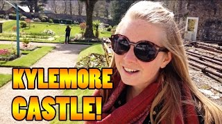AMAZING CASTLE & GARDENS! - Travel vlog 102 [Ireland]