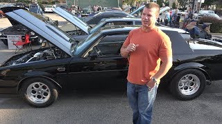 1987 Buick Grand National with 800 Horsepower - Downers Grove