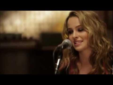 Ready or not (Bridgit Mendler) acoustic version with Lyrics + chords