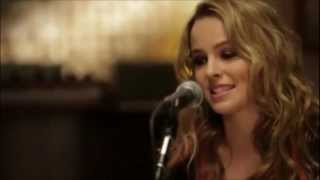 Download Ready or not (Bridgit Mendler) acoustic version with Lyrics + chords MP3 song and Music Video