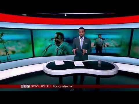 AXMED CALI CIGAAL OO U WARRAMAY BBC SOMALI TV