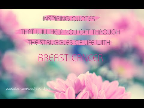 Breast Cancer Quotes Glamorous This Breast Cancer Quotes Will Make You Feel Stronger For Sure