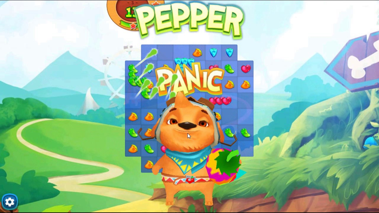 Pepper Panic Saga Android Gameplay (HD) - YouTube