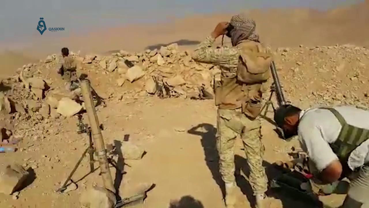 Suriye'de Muhalifler ve IŞİD arasında çatışmalar sürüyor!