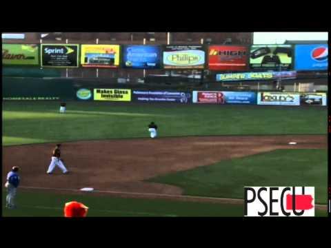 PSECU Saving Play of the Game 5/20