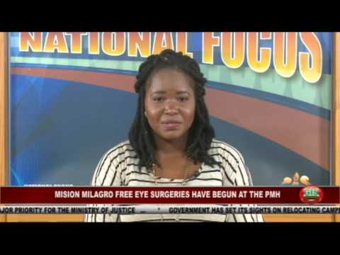 GIS Dominica National Focus for May 31, 2017