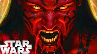 Sith Purebloods The First Sith - Star Wars Explained