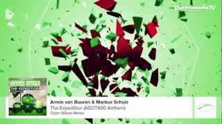 Скачать Armin Van Buuren Amp Markus Schulz The Expedition ASOT 600 Anthem Orjan Nilsen Remix