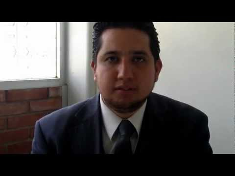 A teacher from Jilotepec speaking about the Mexican 2012 general election